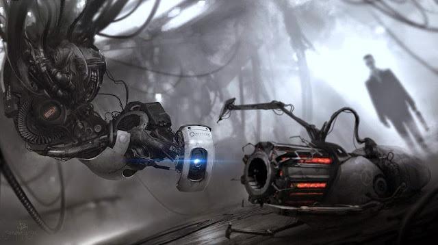 Papel de parede do Jogo Portal 3