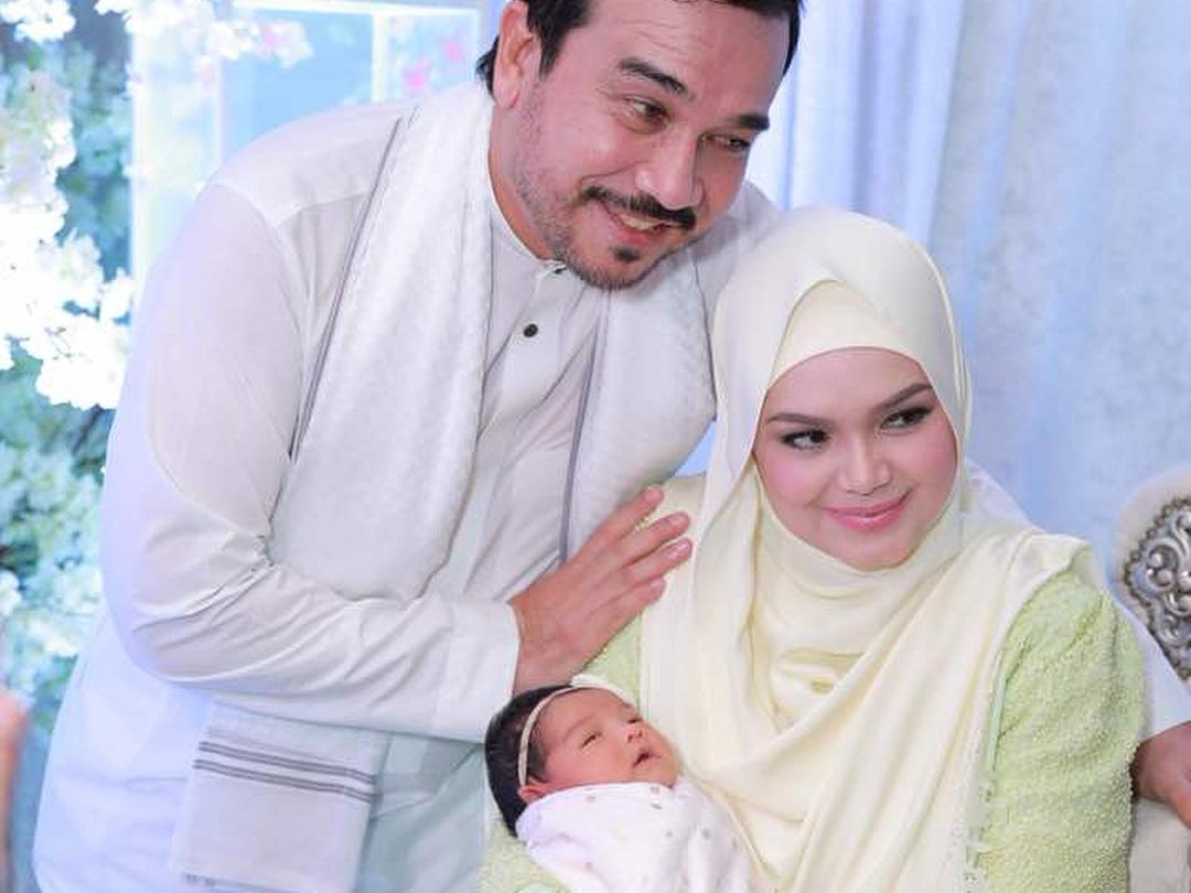 Apakah Maksud dan Keistimewaan Nama Anak Siti Nurhaliza - Siti Aafiyah?