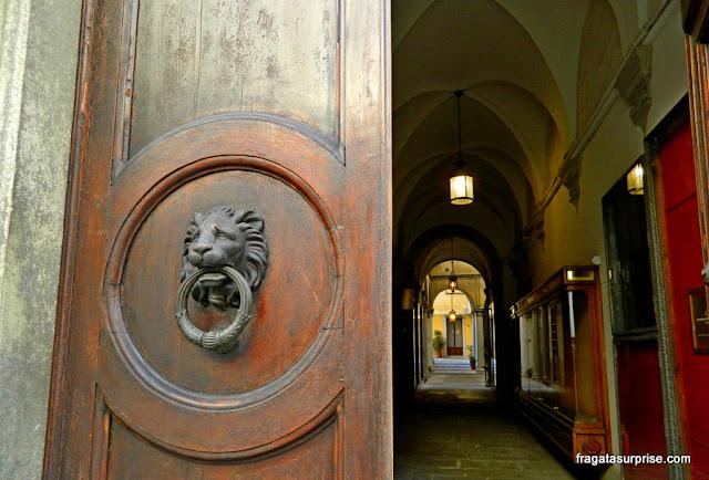 Palácio em Florença