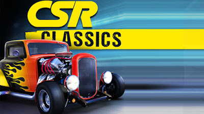 CSR Classics MOD APK+DATA Full For Android Mod v3.0.1 Unlimited Money Terbaru 2018
