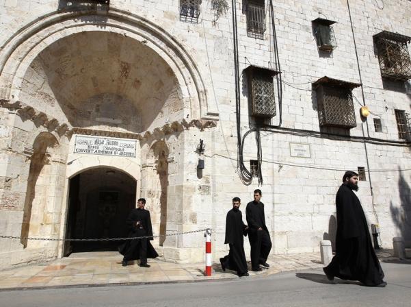 Armenios exhortaron a Israel a respetar sus derechos en Jerusalén