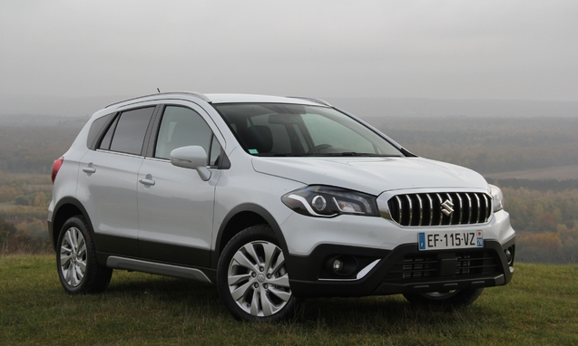 Suzuki S-Cross 2017: The Super Versatile