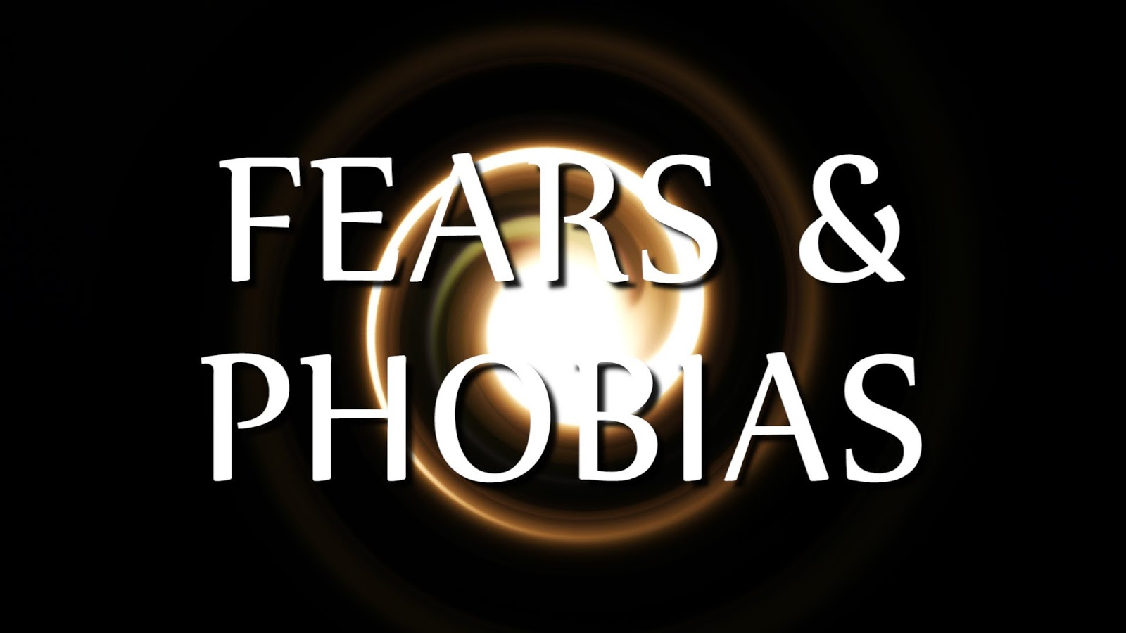 A Comprehensive List Of Phobias And Their Meanings