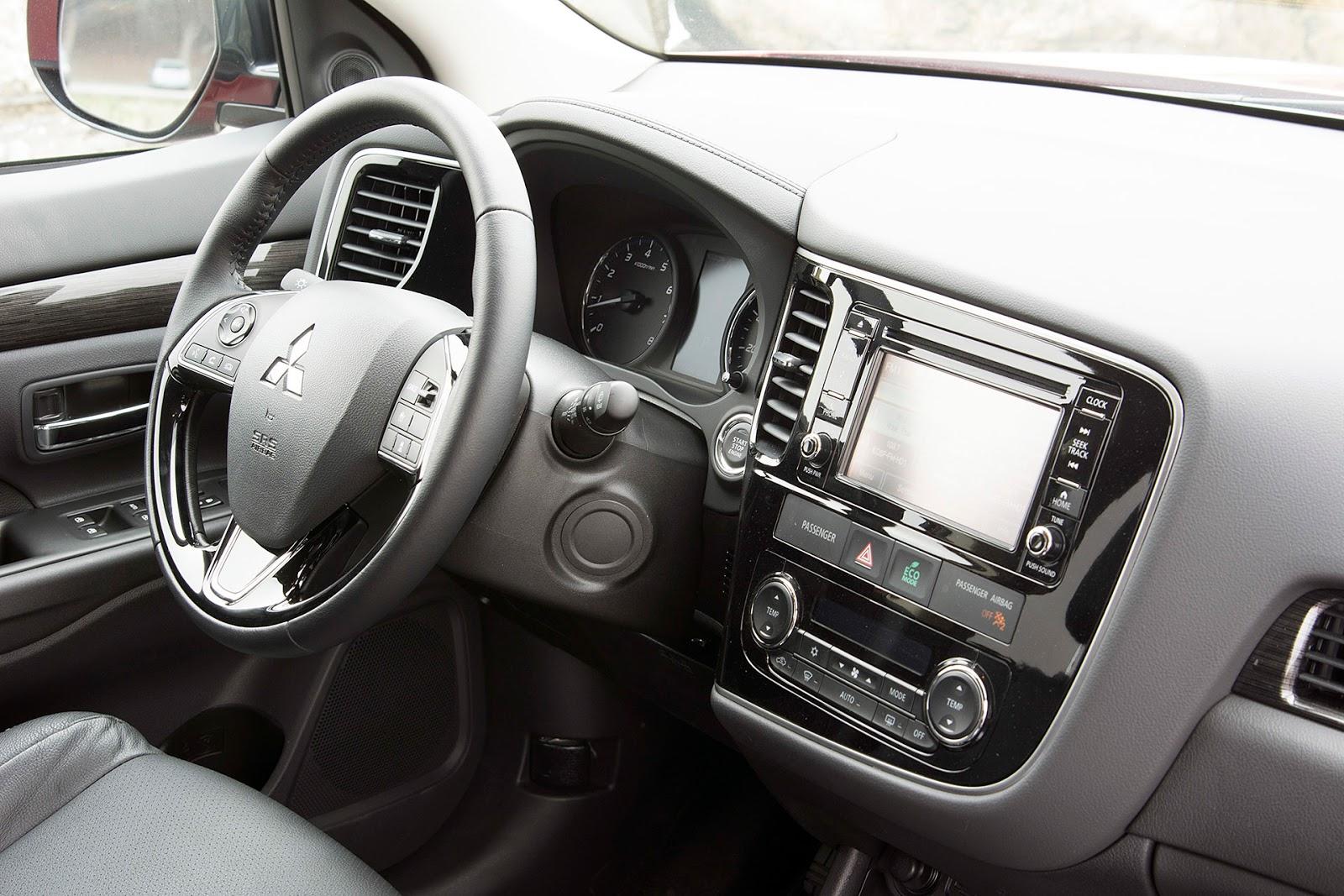 2016 mitsubishi outlander sport sel 4dr front wheel drive interior price