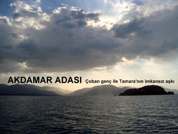 Akdamar(Ahtamar) Adası, Van