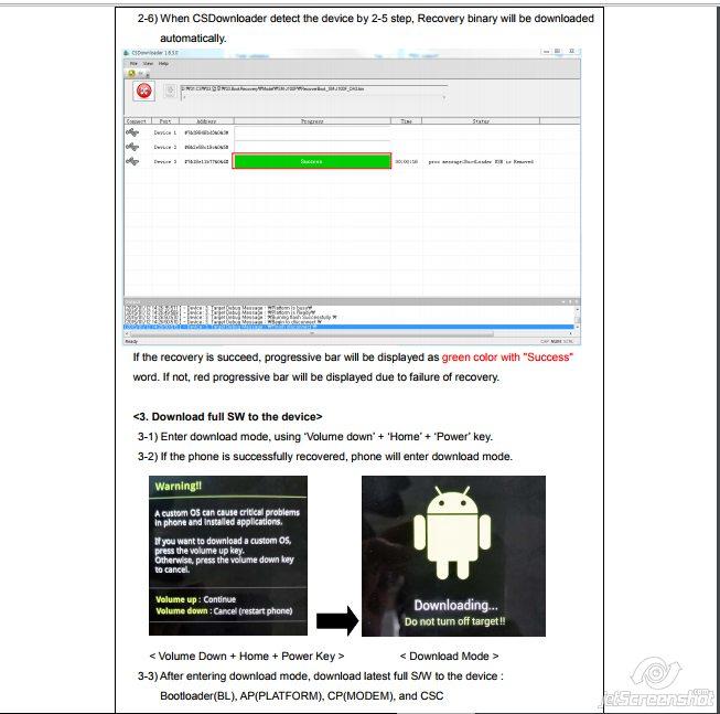 Samsung g531f repair firmware