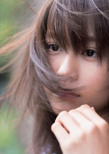 Kasumi Arimura 有村架純 Weekly Playboy 2016 No 3-4 Pictures 02
