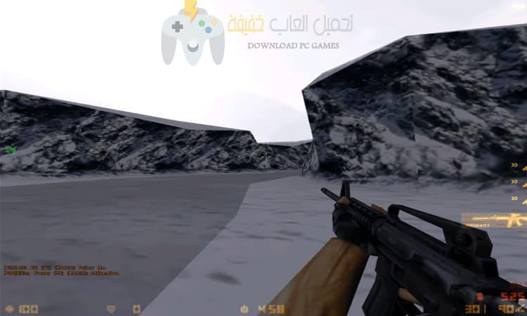 تحميل لعبة Counter-Strike 1.4