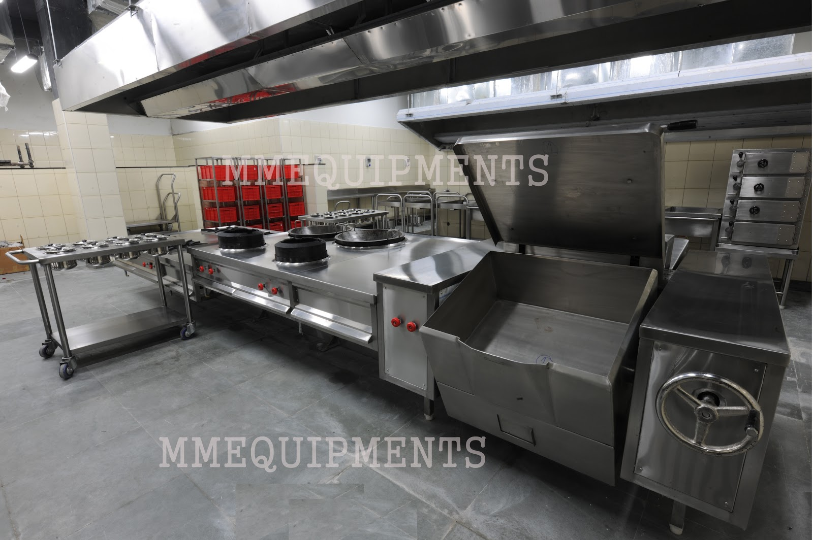 Commercial Kitchen And Hotel Kitchen Equipments Manufacturers