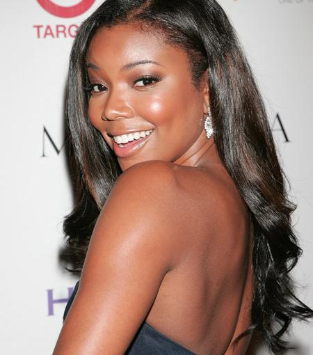 Hair Extension Hairstyles And Information Gabrielle Union Hair