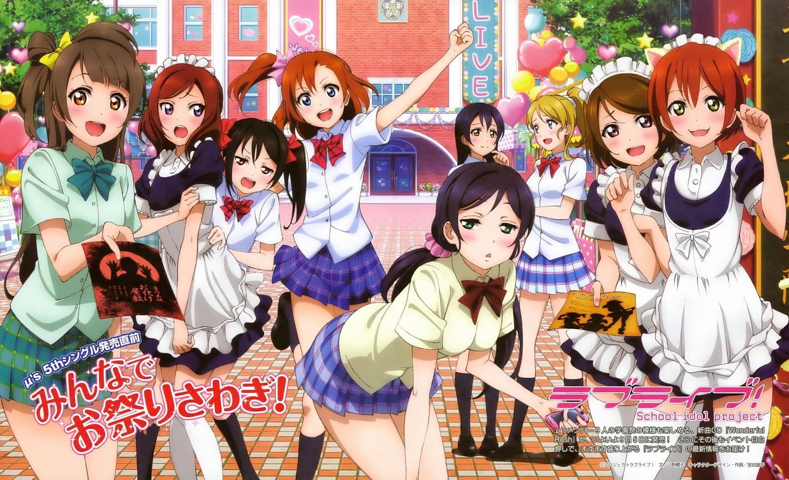 Love Live! School Idol Project S2 Episode 1 Subtitle Indonesia
