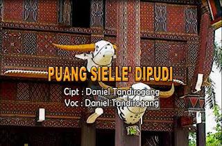 Lagu Terbaru Daniel Tandirogang - Puang Sielle' Dipudi