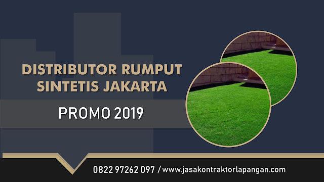 Jual Rumput Sintetis di Jakarta