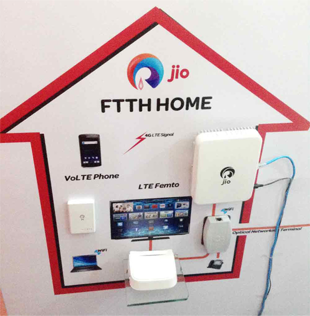 Reliance Jio DTH and broadband Offer apply for connection