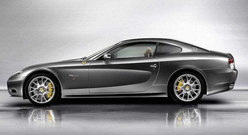 フェラーリFFクーペ Ferrari FF coupe