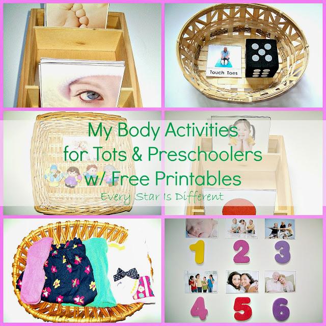 My Body Activities