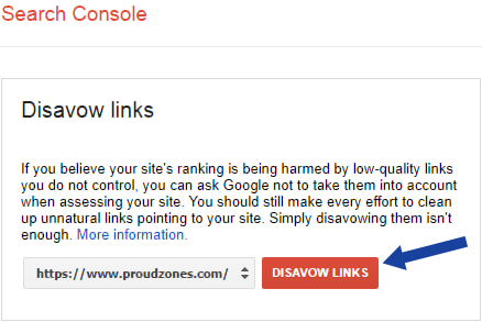 eliminate links