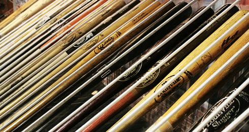 louisville slugger museum factory baseball