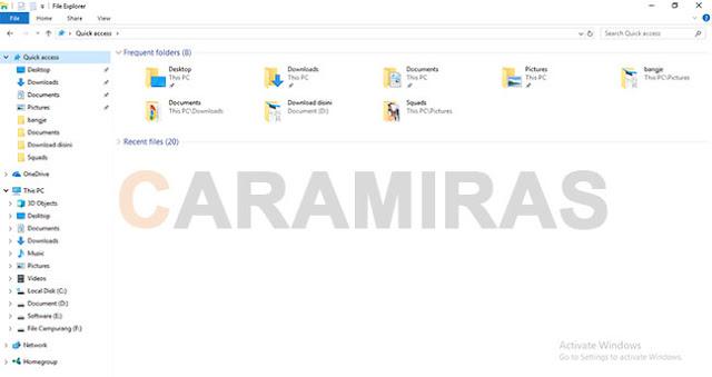mencari dan menghapus file duplikat di windows