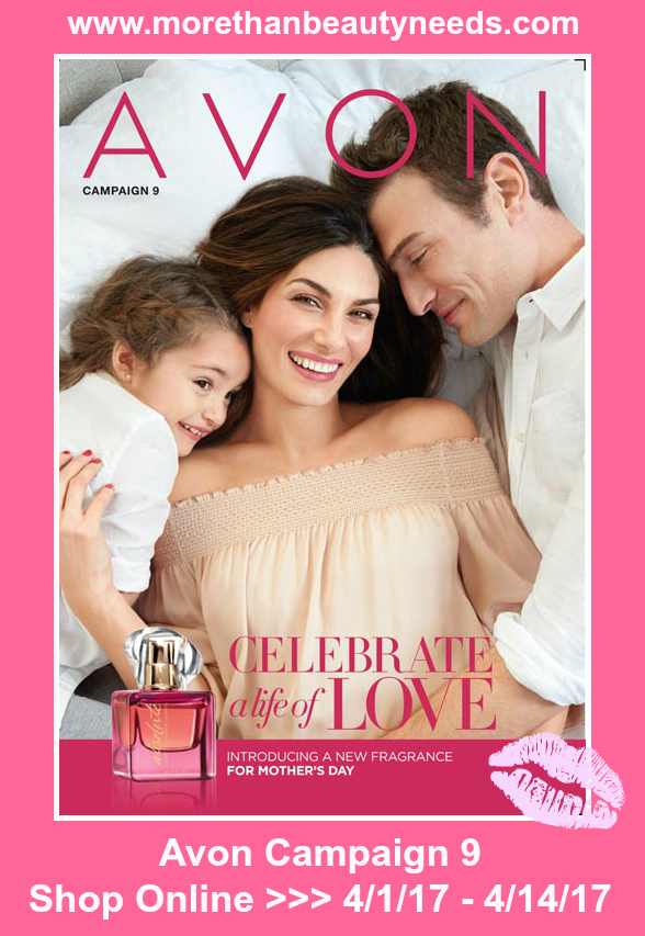 Click on image to shop Avon Campaign 9 >>>