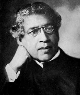 Jagdish Chander Bose was born on Nov. 30, 1858 in Mymensing now in Bangladesh. In 1885 he was offered lectureship at Presidency College, Calcutta, on a salary half that of his white colleagues. He accepted the job but refused to draw salary. After three years, when the college principal, a Britisher found him to be a brilliant teacher conceded his demand and paid full salary since his appointment. Published his monograph 'Response in Living and Non-living' and showed experimentally, before the Royal Society that plants and metals have life. He can be called the inventor of wireless telegraphy as he held a demonstration about it one year before Marconi got it patented in his name.