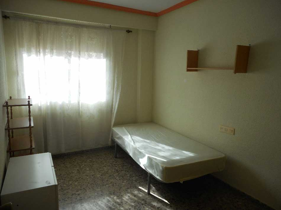 piso en venta castellon avenida de valencia dormitorio