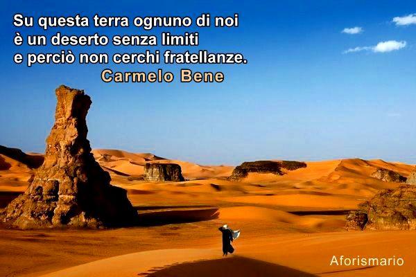 Conosciuto Aforismario®: Deserto e Oasi - Frasi, citazioni e proverbi HY27