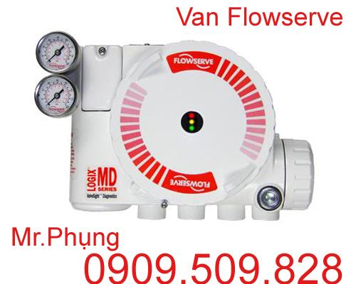 Đại lí biến tần Lenze Việt Nam: Van Flowserve Viet Nam
