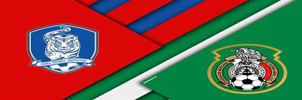 موعد مباراة المكسيك وكوريا الجنوبية اليوم السبت 23-6-2018