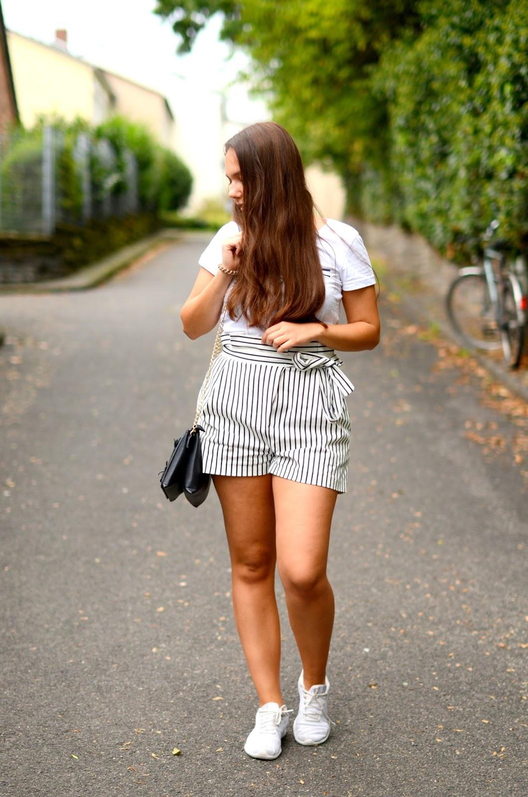 shorts von zara herbst