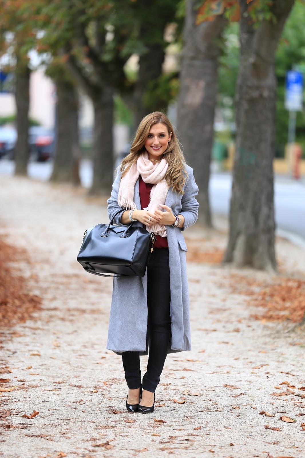 Zara-Grauer Mantel- Wolford-Dior-so-real-Fashionblogger-Frankfurt-Deutschland-Fashionstylebyjohanna - header
