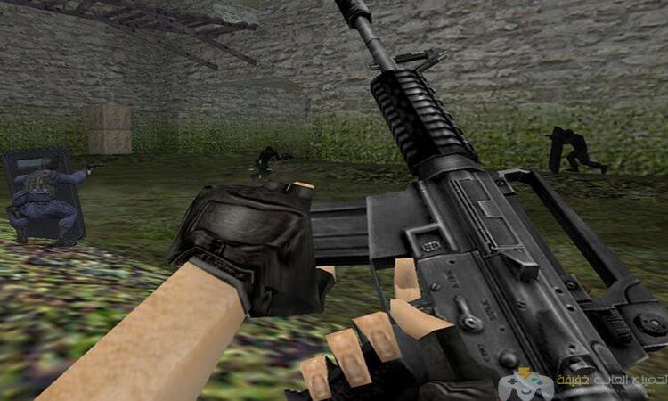 تحميل لعبة كونتر سرايك Counter Strike 1.6
