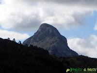 Vista de la Pica de Peñamellera o Cervino Asturiano