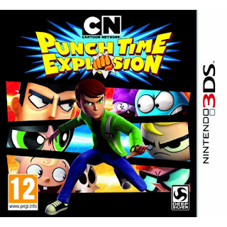 Free Download Cartoon Network Punch Time Explosion 3DS CIA Reg Free