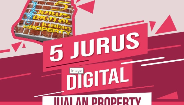 5 Jurus Digital Jualan Property
