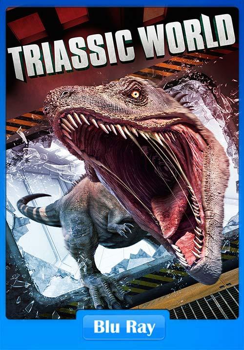 Triassic World 2018 720p Hindi BluRay Dual Audio ESubs x264 | 480p 300MB | 100MB HEVC
