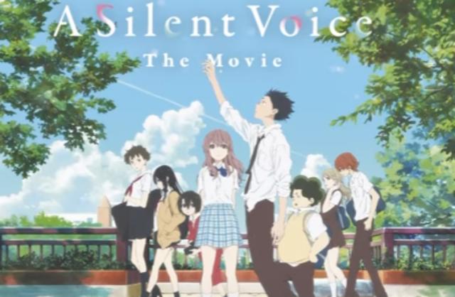 Film A Silent Voice (2017) Review
