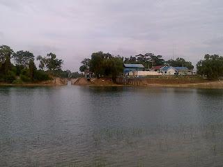 Waduk Sekanak Belakang padang Kepulauan Riau