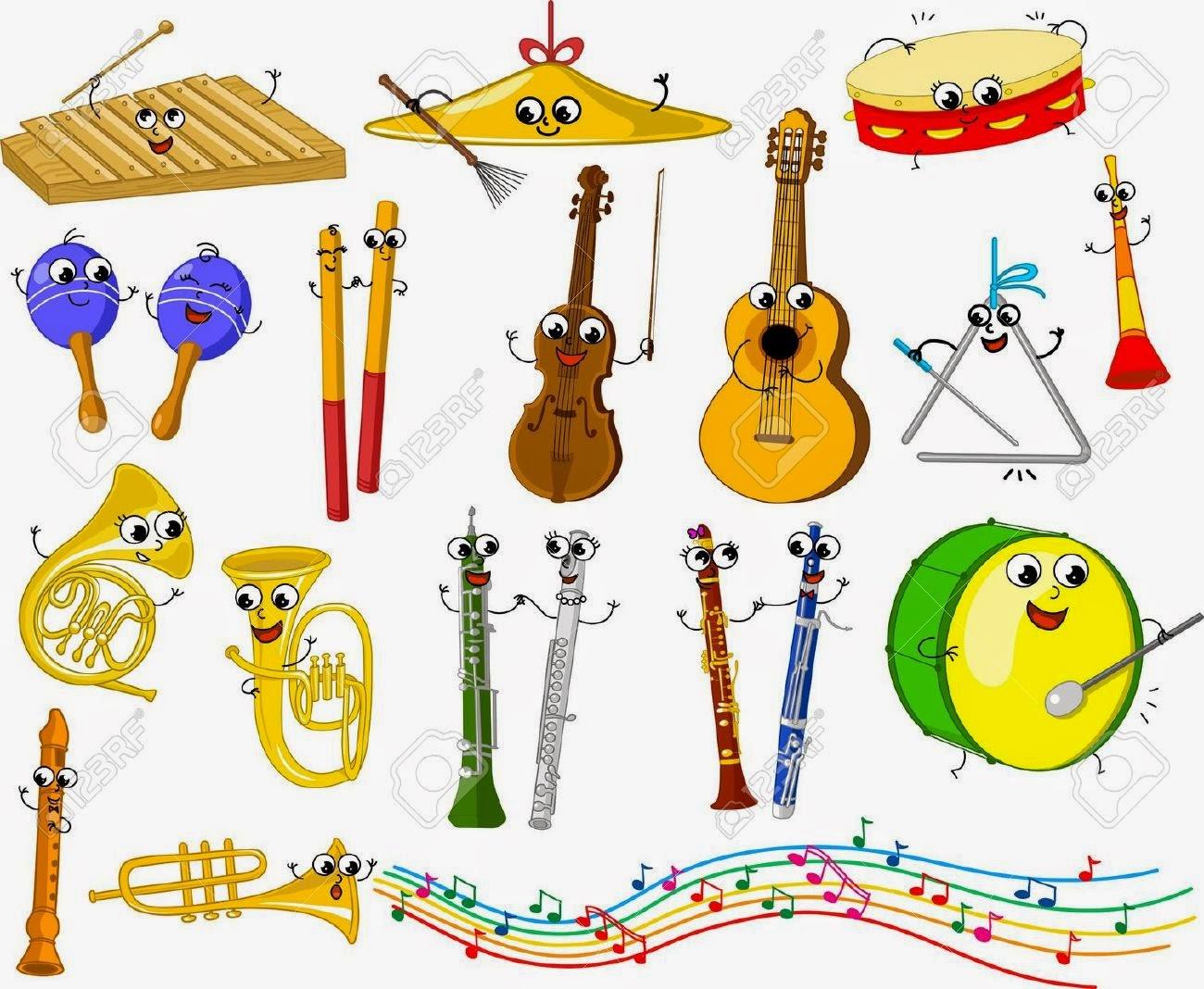 Imagenes De Notas Musicales Animadas