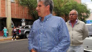 """Claudio Poggi consiguió que la Justicia Electoral reconociera a su partido """"Avanzar"""" y desafiará el poder de los hermanos Rodríguez Saá."""