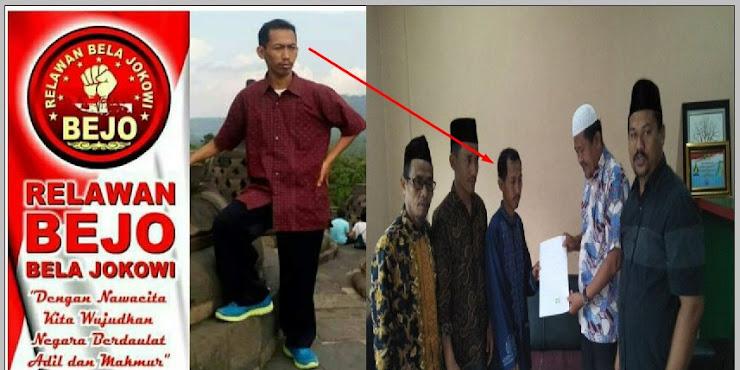 Maryadi Alias Ocu Yadi Relawan BEJO Penghina Ustadz Abdul Somad, Akhirnya Meminta Maaf