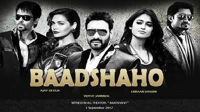 Baadshaho (2017) Full Movie Free Download 400mb Pre-DvD