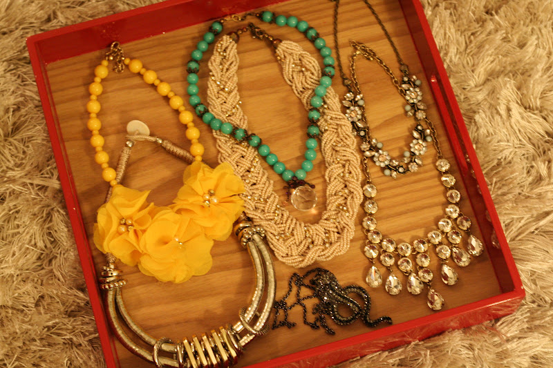 3c59ceab4f8 Chic Advisor: Inside My Closet - Costume Jewelry