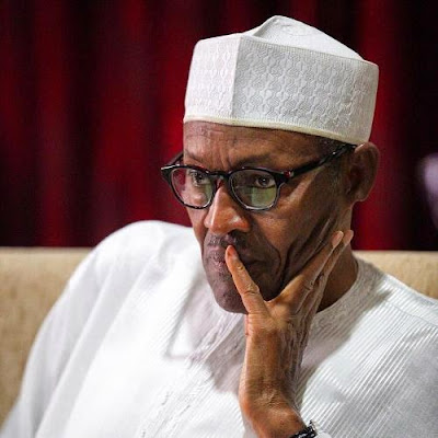 President Buhari reacts to military jet strike on IDP camp