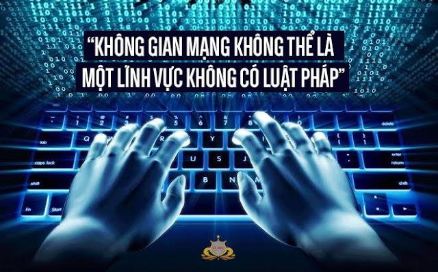 Thông não về Luật An ninh mạng và quyền tự do ngôn luận!