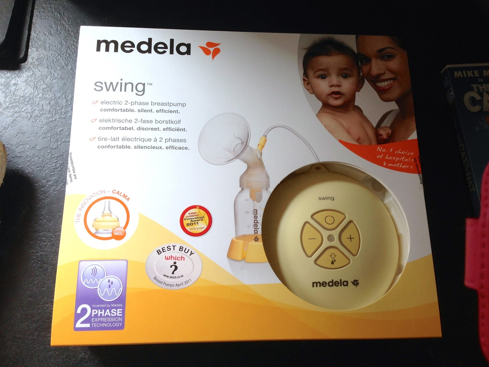 Medela Swing Breast Pump Review - Chelseamamma-8301