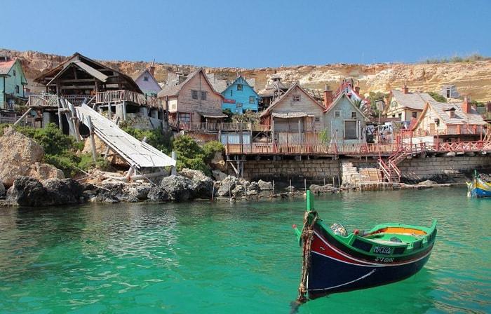 Kỳ bí ngôi làng của thủy thủ Popeye ở Malta -5