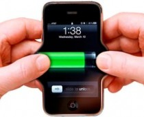 Smartphone battery Charge save