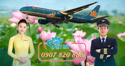 Vietnam Airlines tăng tải cho dịp Tết Nguyên Đán 2017