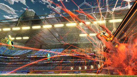 Free Download Rocket League 2015 PC Full Version